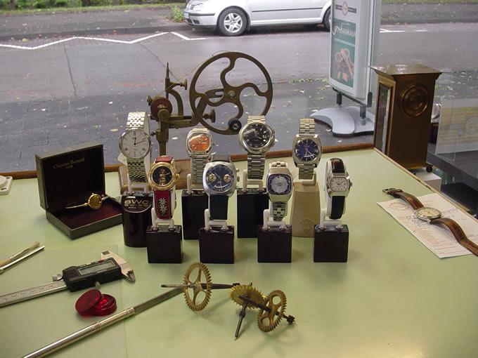 Uhrmacher Schkuz- Luxus Uhren aus Bad Meinberg