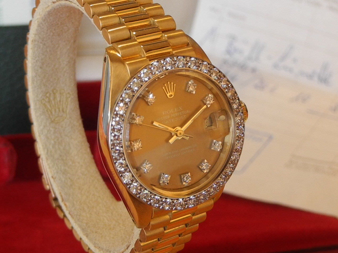 Rolex Lady Datejust Damenuhr